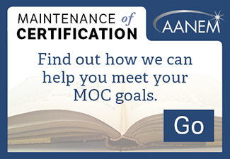 Find out how we can help you meet your MOC goals